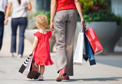 Teach me to shop, Mommy