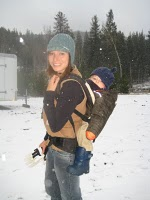 Babywearing Life Less Loaded 1