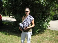 Babywearing Life Less Loaded 3