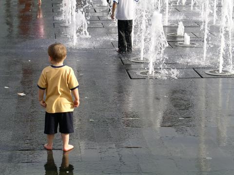 Child alone deciding