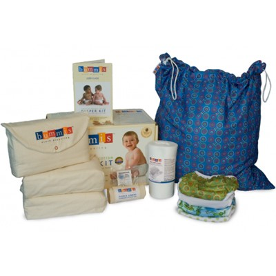 Bummis cloth diaper package