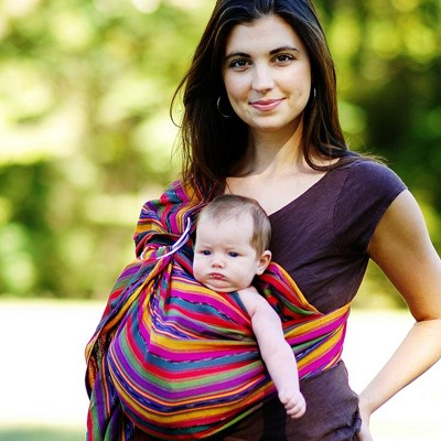 Maya Wrap sling baby carrier