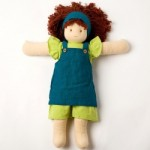 Large Waldorf Doll Manou