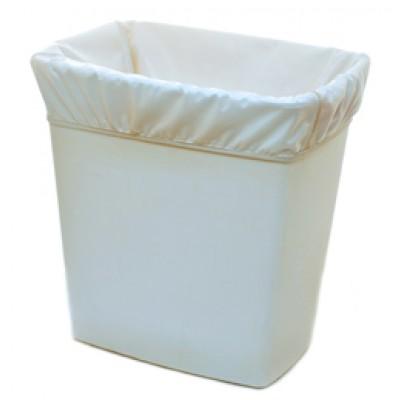 Antibacterial diaper pail liner