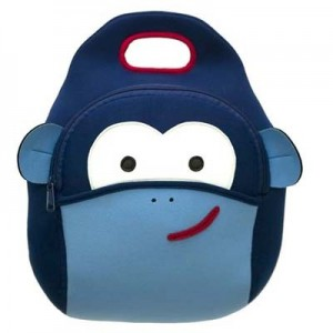 Lunch bag monkey