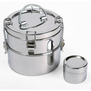 To-Go Ware stainless steel tiffin