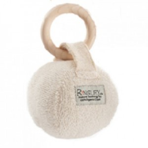 Ringley Ball natural baby toy