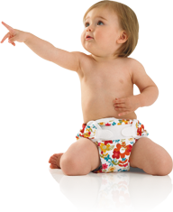 Bummis Super Whisper Wrap diaper covers in prints