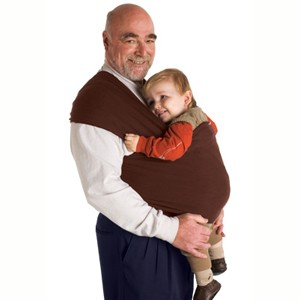 Cuddly Wrap baby carrier