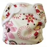 Bummis Super Whisper Wrap bloom flower print