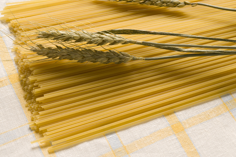 Wheat-only pasta