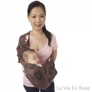 Hotslings adjustable baby pouch carrier
