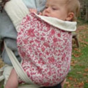 Kozy Mei Tai baby carrier