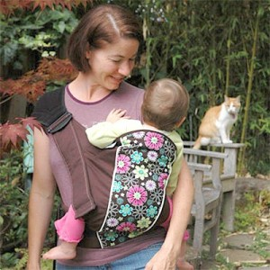 Scootababy Soft Structured Baby Carrier