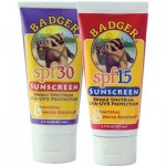 Badger non-toxic sunscreen