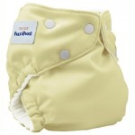 FuzziBunz classic one-size diaper