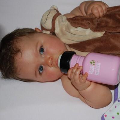Klean Kanteen BPA-free baby bottle