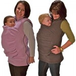 Peekaru babywearing vest