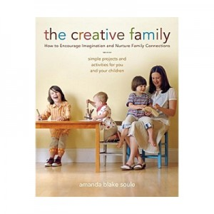 The Creative Family book cover