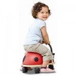Bug riding toy for toddlers