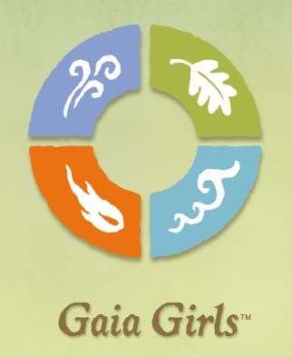 Gaia Girls Logo