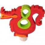 Birthday ring dragon 8th birthday