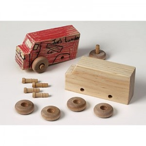 Make Your Own toy truck