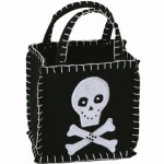 Reusable goodie bags for pirate party