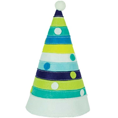 Reusable chidren's party hats