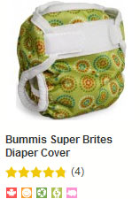 Bummis cloth diapers