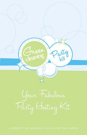 Green Cleaning Party Kit