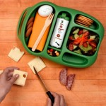 Goodbyn Lunch Box with food