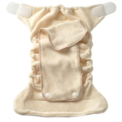 Bamboozle stretch fitted cloth diapers