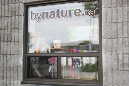 bynature.ca natural parenting store in Orillia Ontario