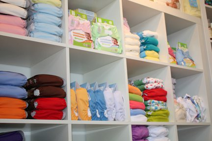 Cloth diaper store in Ontario