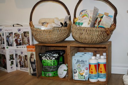Natural laundry products Ontario