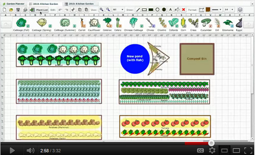 Vegetable Garden Plan video