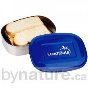 Lunch Bots Uno Sandwich container