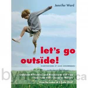 Let&#039;s Go Outside book