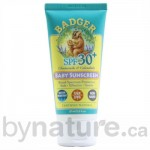 Badger Baby Sunscreen Lotion