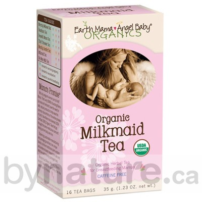 Milkmaid Tea for breastfeeding mothers