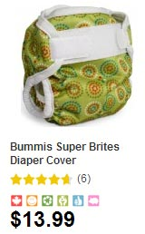 Bummis Super Brite diaper covers