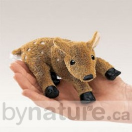 Deer Finger Puppet for Children