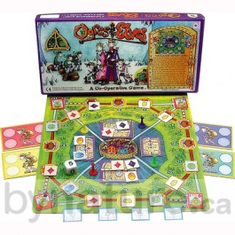 Ogres and Elves cooperative game for kids