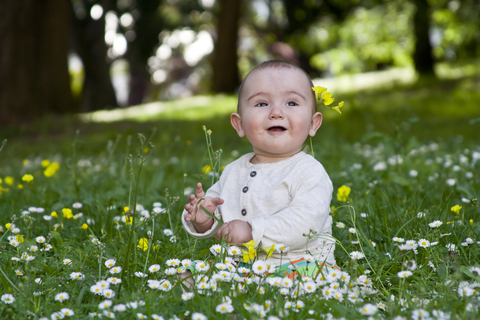 Baby Picture Ideas Outside