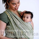Wrapsody Bali Breeze Baby Wrap Carrier