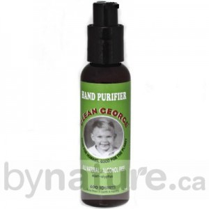 Mint natural hand sanitizer