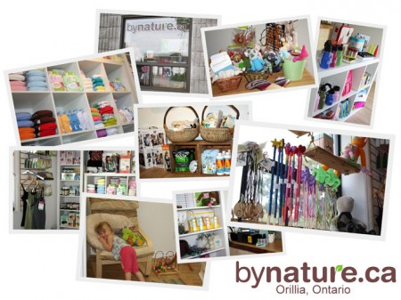 Bynature.ca store photos