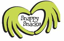 Snappy Snacks lactation cookies