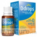 Ddrops vitamin D supplement